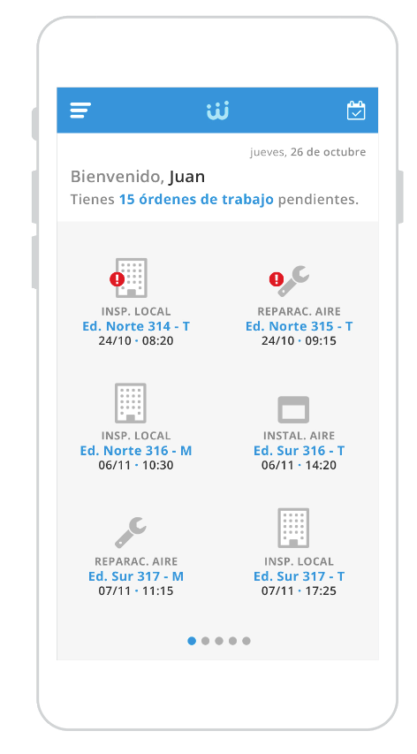 workandtrack mobile