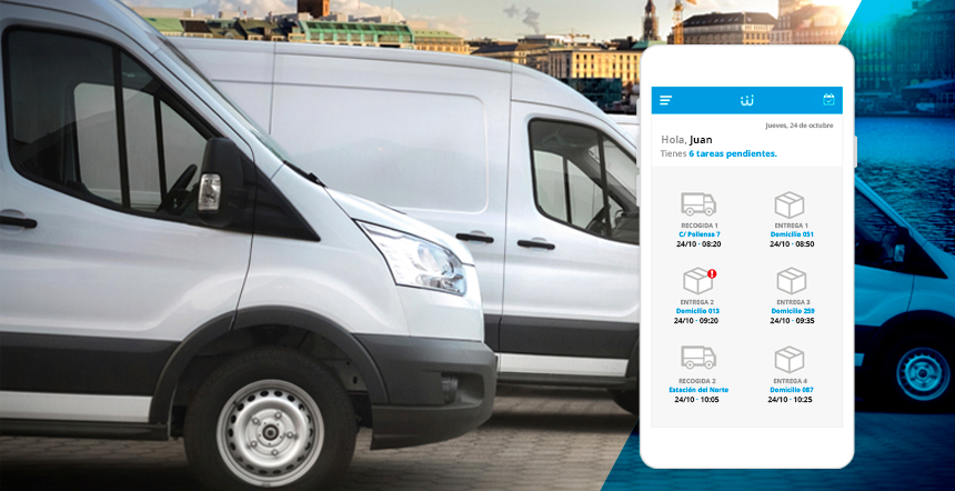 ¿Cómo ayudan los sistemas TMS a una empresa de logística y transporte?