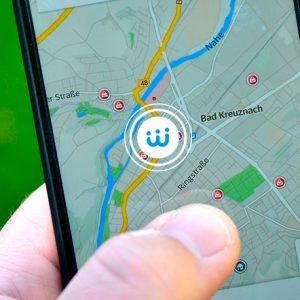 Cómo localizar a tus trabajadores con elsoftware Work&Track Mobile
