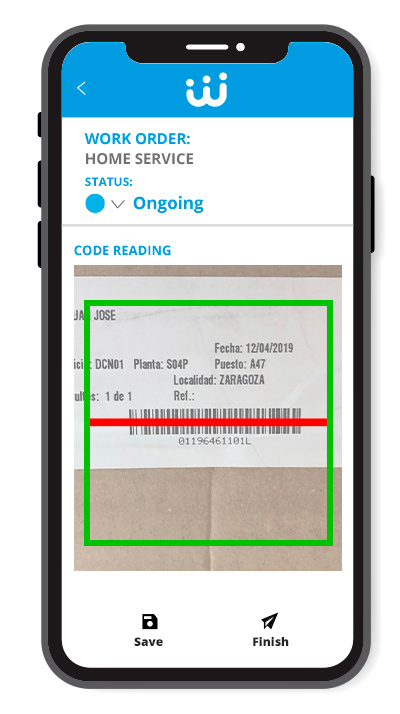 Code Reading app