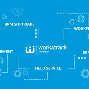 Work&Track Mobile FSM and Fleet Platform