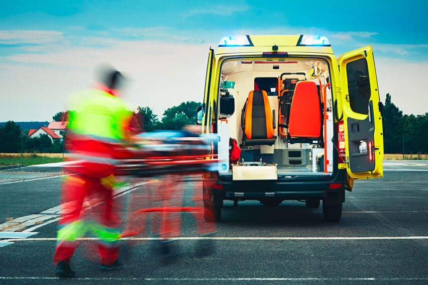 Field Service Management Software für Patienten Transporte