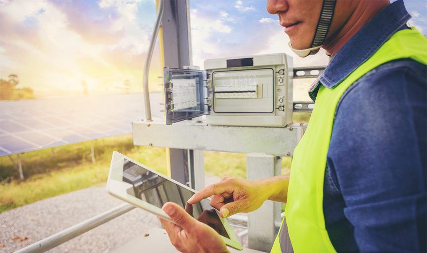 Field service management for the energy and utility industry