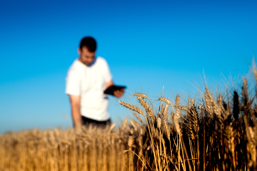 Field service farm management software