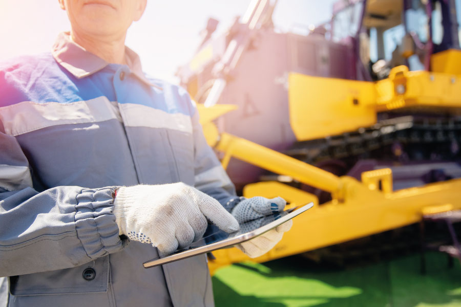 Efficient technology for machinery maintenance